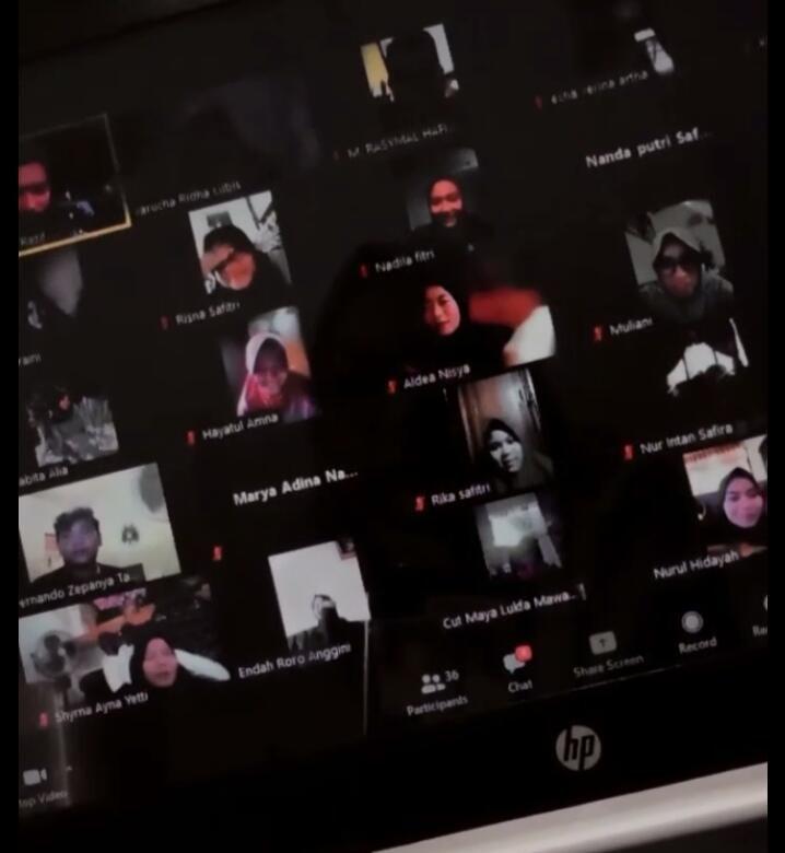 Foto Screenshot Video